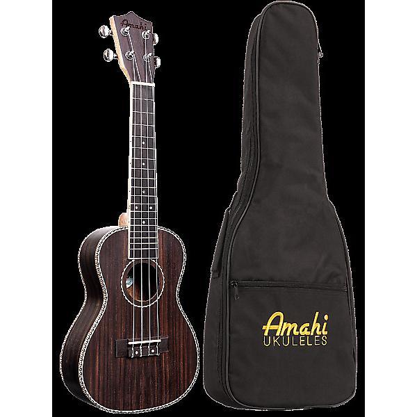 Custom Amahi UK440 Soprano Ukulele Rosewood #1 image