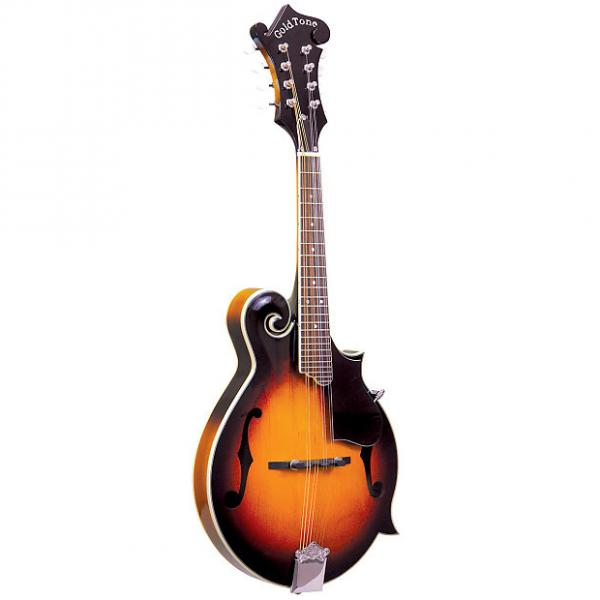 Custom Gold Tone GM-35 F-style Mandolin NEW sunburst #1 image