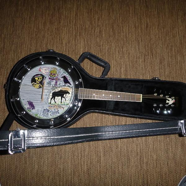 Custom Lark In The Morning Banjo Mandolin / Banjolin #1 image