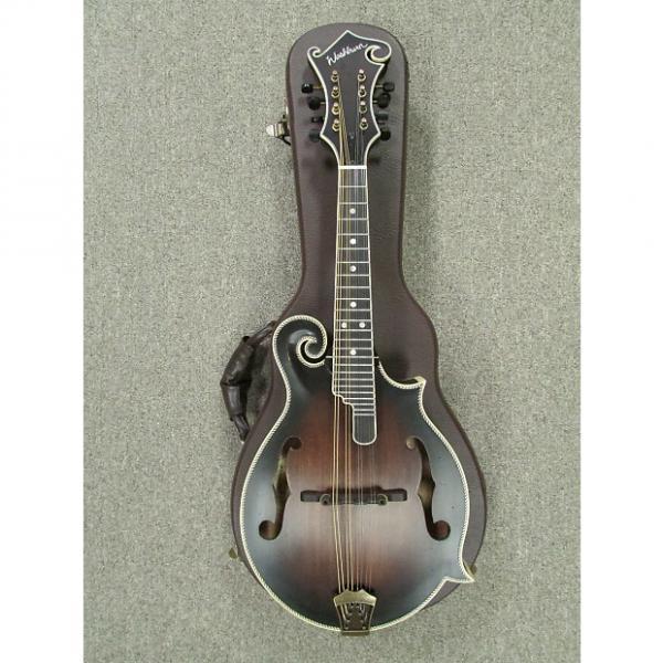 Custom Washburn M118SWK Mandolin #1 image
