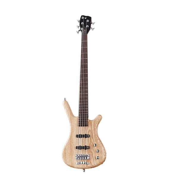 Custom Warwick German Pro Corvette Ash Electric Bass Natural Trans Satin - GPS124590PPASHFR #1 image