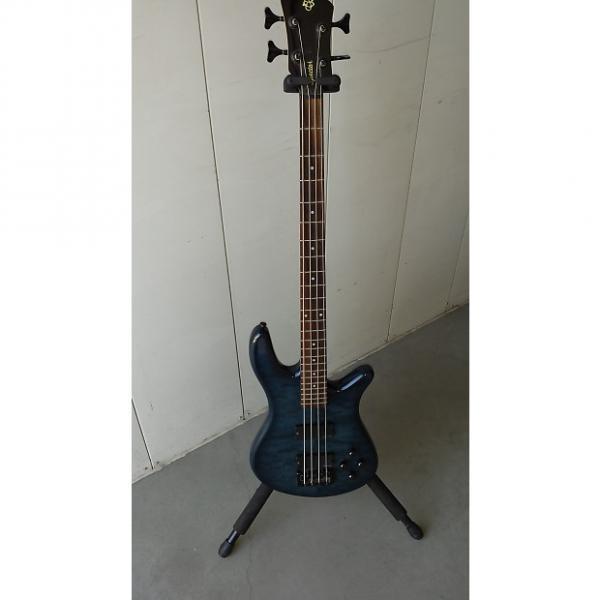 Custom Spector Q4 Pro Bass Blue #1 image