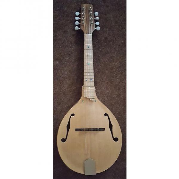 Custom Dubova A Style Mandolin 2016 Handmade #1 image