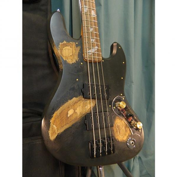 Custom 812 Guitars Custom Bass c.2013 Black #1 image