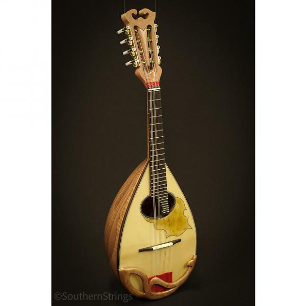 Custom Carlo Mazzaccara Lucia Bowlback Mandolin #1 image