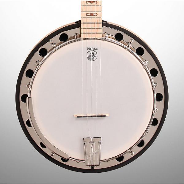 Custom Deering Goodtime 2 Banjo with Resonator, 5-String #1 image