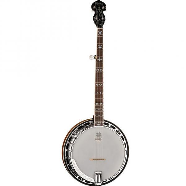 Custom Washburn B16K Pro 5 String Banjo w/ Hard Shell Case #1 image