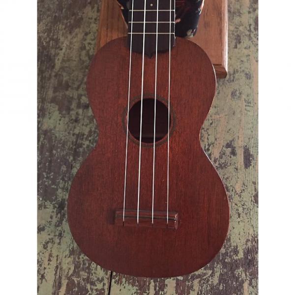 Custom 1940s Vintage Martin Style 0 Soprano Ukulele - Clean! #1 image