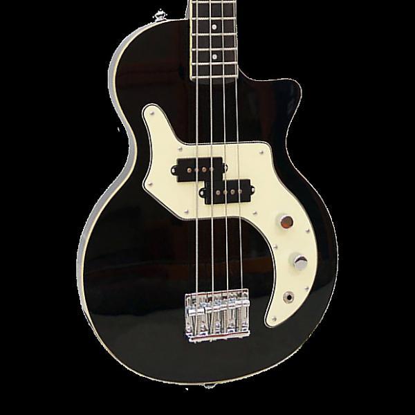 Custom Orange O Bass - Off Black with Gig Bag #1 image