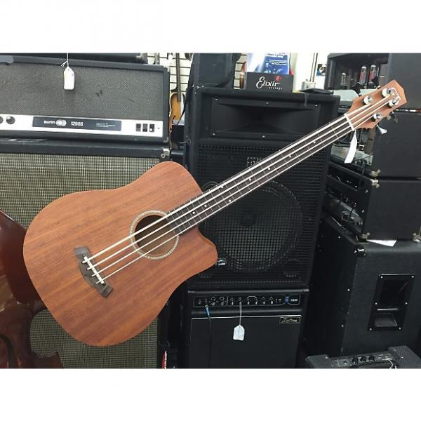 Custom Gold Tone Fretless Micro Bass 25 w/Gig Bag-M-Bass/FL-NEW-Great Price-Ships Anywhere! #1 image
