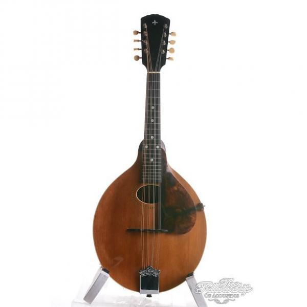 Custom Gibson Style A Mandolin 1910 #1 image