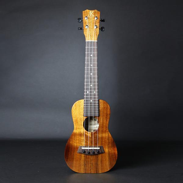 Custom Kanilea K1SG Soprano Ukulele w/ Case #1 image