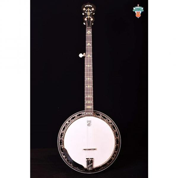Custom Deering Deluxe Series Maple 5-String Banjo #1 image