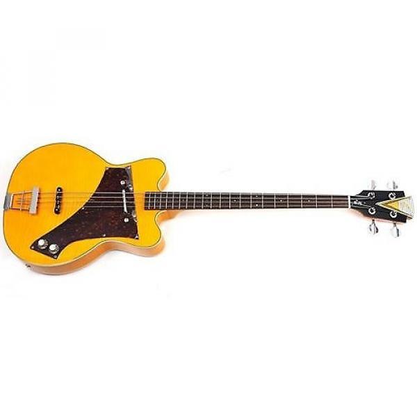 Custom Kay Vintage Reissue K5970V Jazz Special Bass Used #1 image