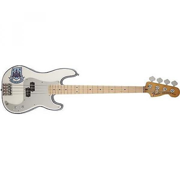 Custom Fender Steve Harris Precision Bass Used #1 image