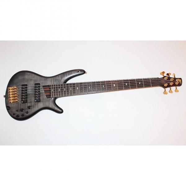 Custom Ibanez SR1406E 6 String Electric Bass Guitar #1 image