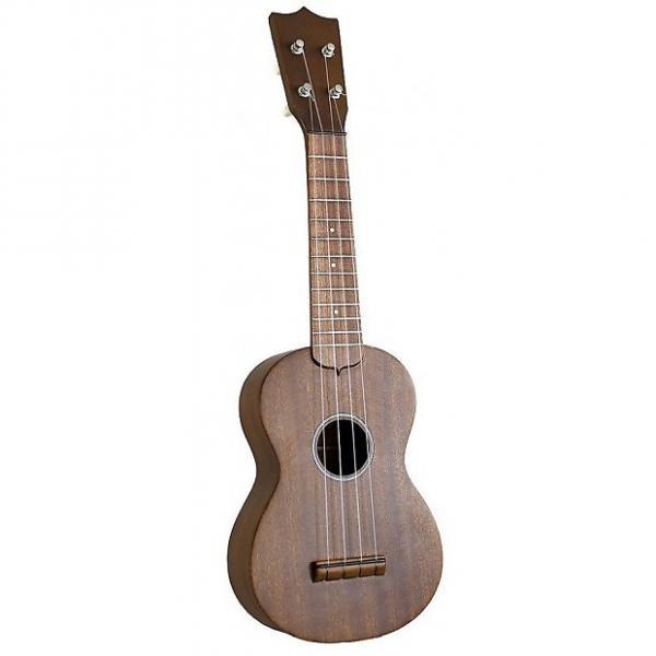 Custom Gold Tone GU-100 - Ukulele soprano  (+ étui) #1 image