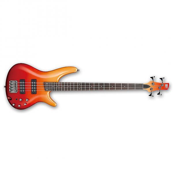 Custom Ibanez SR300EAFM SR Standard 4-string Electric Bass Guitar Autumn Fade Metallic #1 image