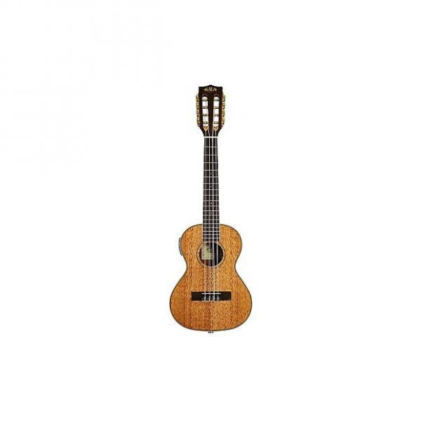 Custom Kala Mahogany KA-8E - Ukulele Tenor 8 cordes  électro (+ housse) #1 image