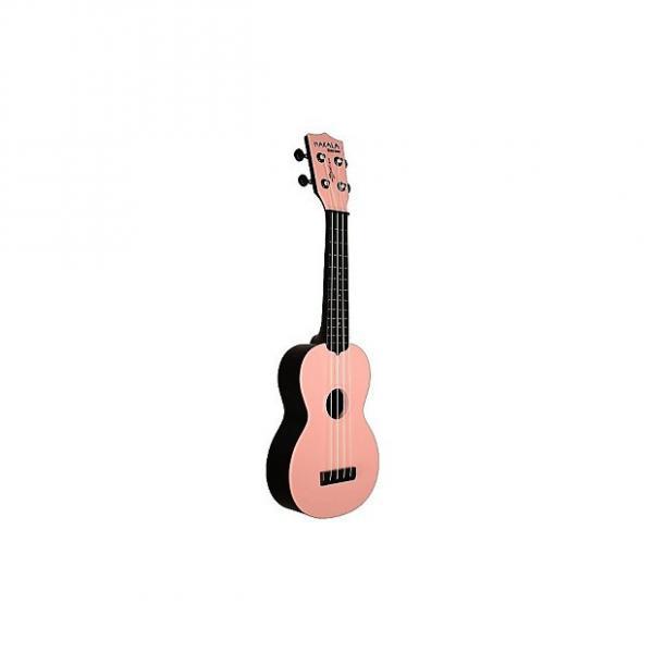 Custom Makala Waterman rose - Ukulele Soprano #1 image