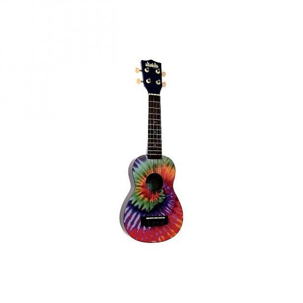 Custom Makala Ukadelic Tie Dye - Ukulele Soprano #1 image