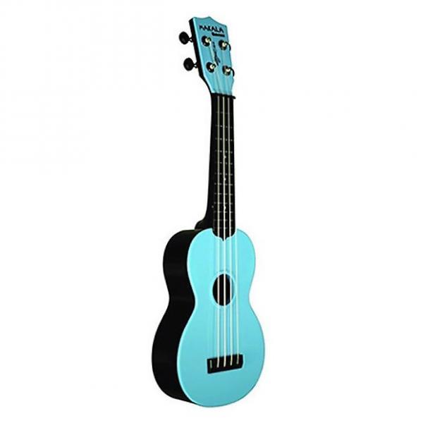 Custom Makala Waterman bleu - Ukulele Soprano #1 image