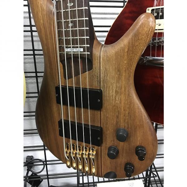 Custom Ibanez SR5005 Prestige Bass Guitar w/ OHSC #1 image