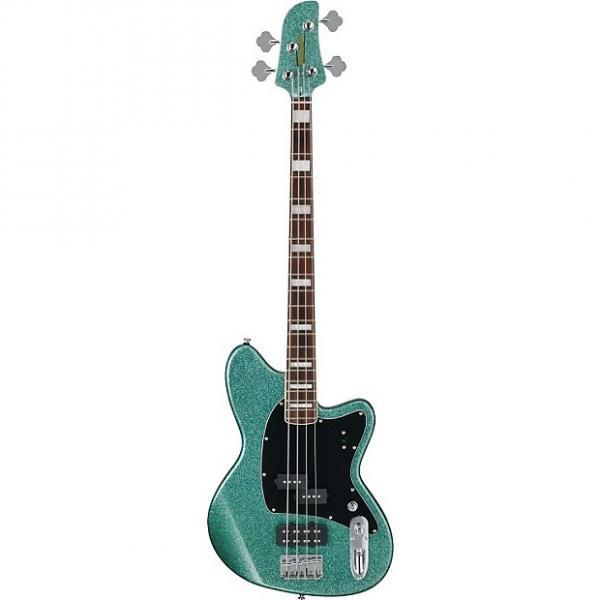 Custom Ibanez TMB310 Talman - Turquoise Sparkle #1 image
