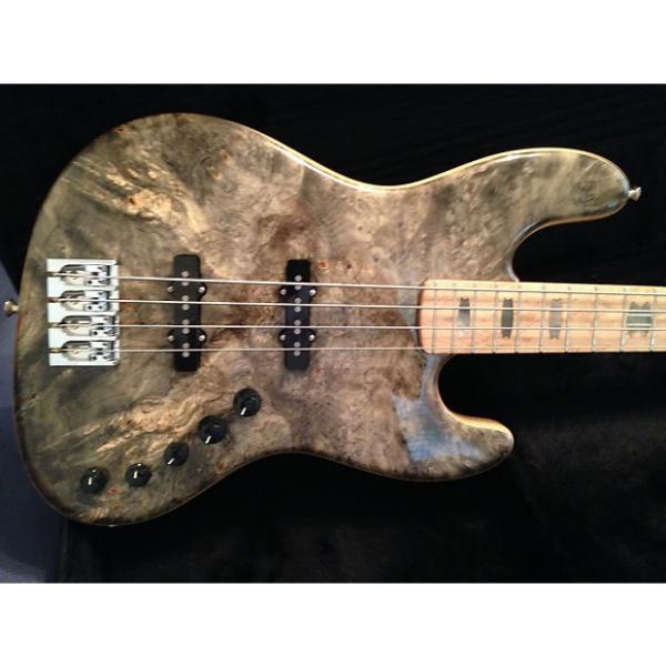 Custom Spector CODA 4 DLX 2014 Namm Show Display Bass #1 image