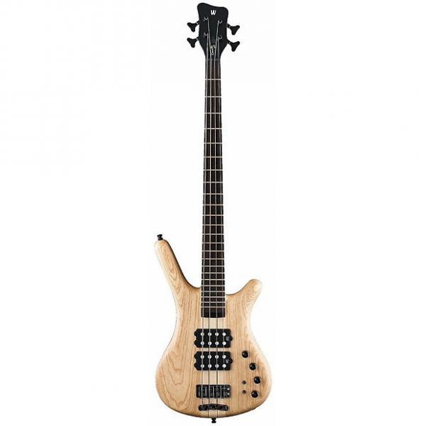 Custom Warwick Corvette $$ NT Electric Bass Natural Oil #1 image