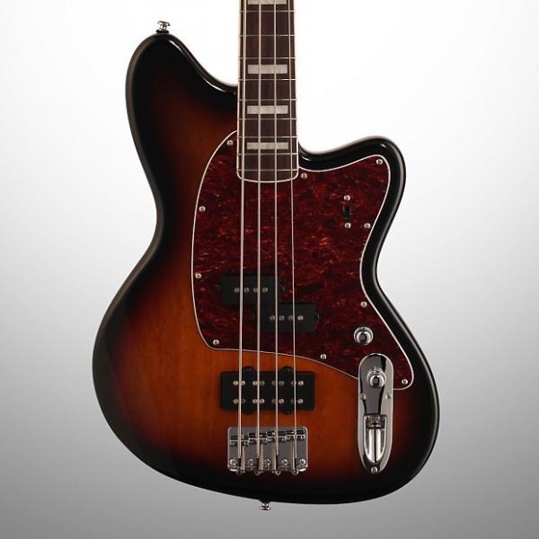 Custom Ibanez TMB300 Talman Electric Bass, Tri-Fade Burst #1 image