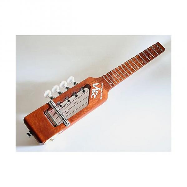 Custom Risa 385MP Uke-Solid (+ housse) - Ukulele concert électrique #1 image