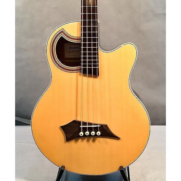 Custom Warwick Rock Bass Alien Standard 4-String Acoustic Bass #1 image
