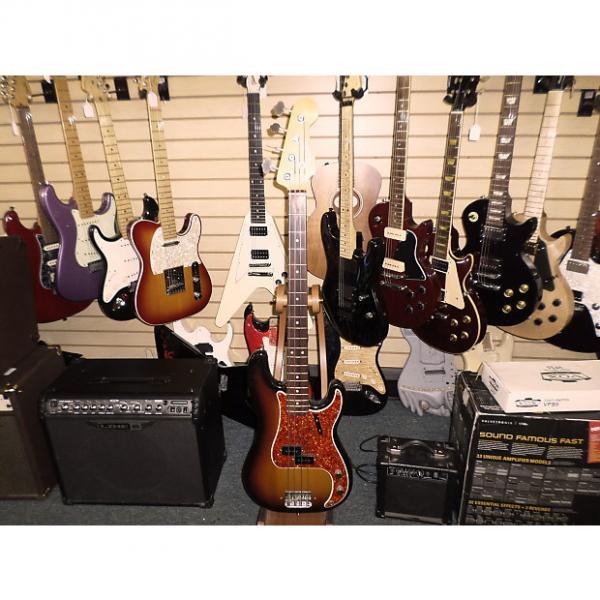 Custom 1986 (1962 Reissue) Fender  P Bass #1 image