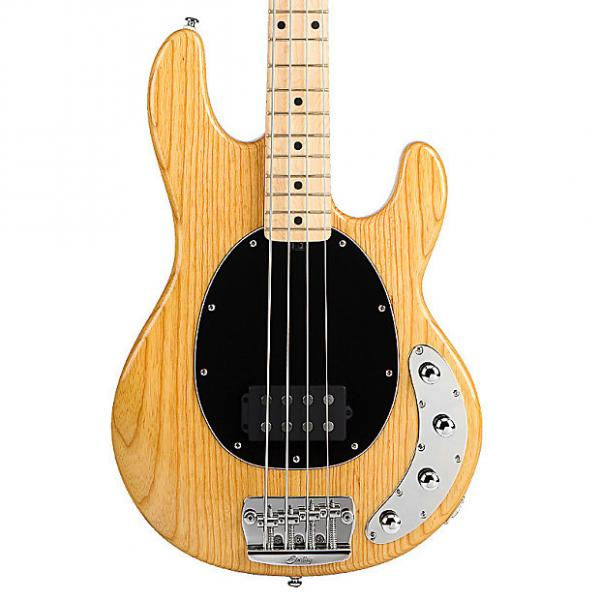 Custom Sterling by Music Man Ray34 Electric Bass, Natural #1 image