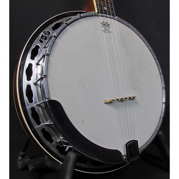 Custom 1980s Epiphone 5-String Banjo Made in Japan w/Softcase! #1 image