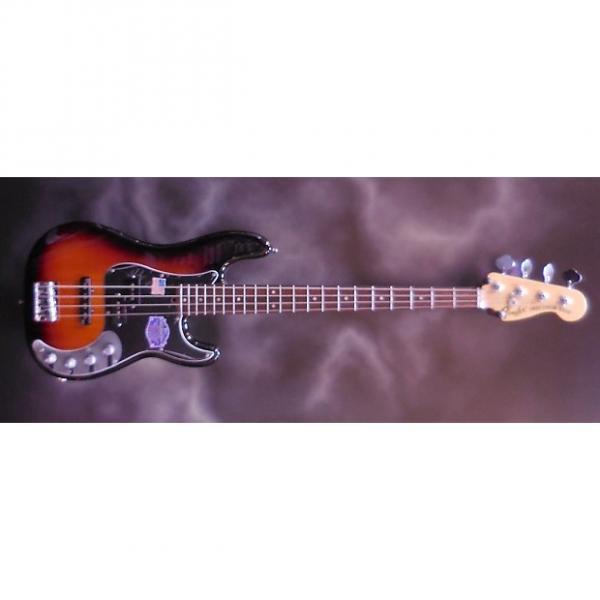 Custom Fender American Deluxe Precision Bass #1 image