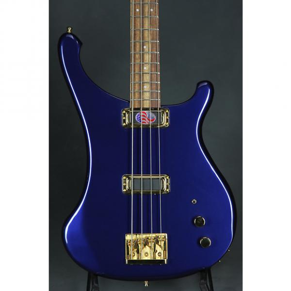 Custom Rickenbacker 4004Cii Cheyenne - Midnight Blue #1 image