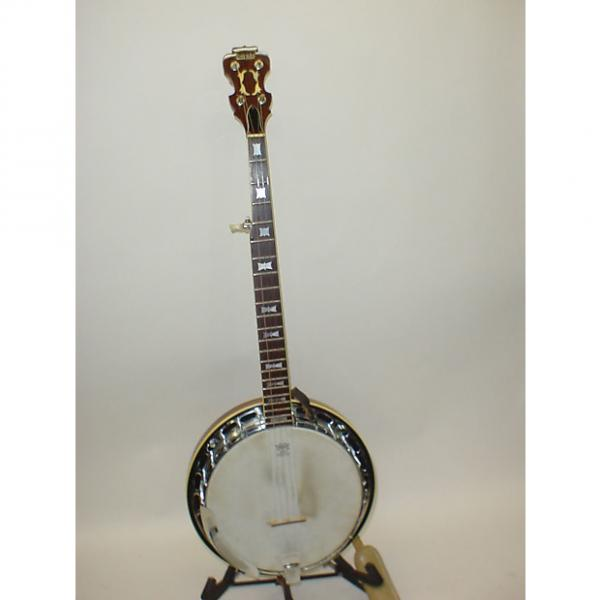 Custom Dorado Custom 5 String Resonator Banjo MIJ - Previously Owned #1 image