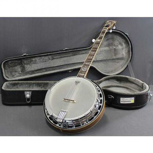 Custom Fender Concert Tone 59 Banjo With a brass tone ring & Fender Hardshell Case #1 image