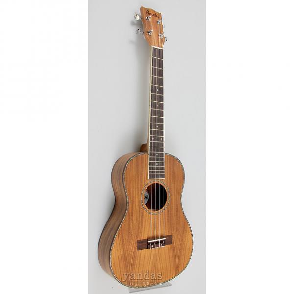 Custom Amahi UK660 Select Acacia Koa Ukulele - Baritone #1 image