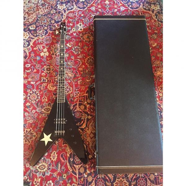 "Custom Price Drop Yo! 2002 GMP Model ""V"" Bass, Black+Stars, s/n 669 #1 image"