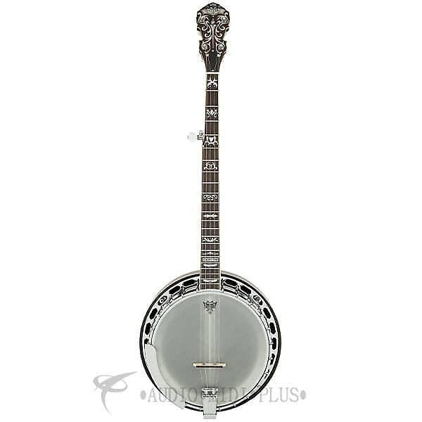 Custom Fender Premier Concert Tone 5 Rosewood Fingerboard 4 Strings Banjo Walnut Stain With Case-0955600821 #1 image