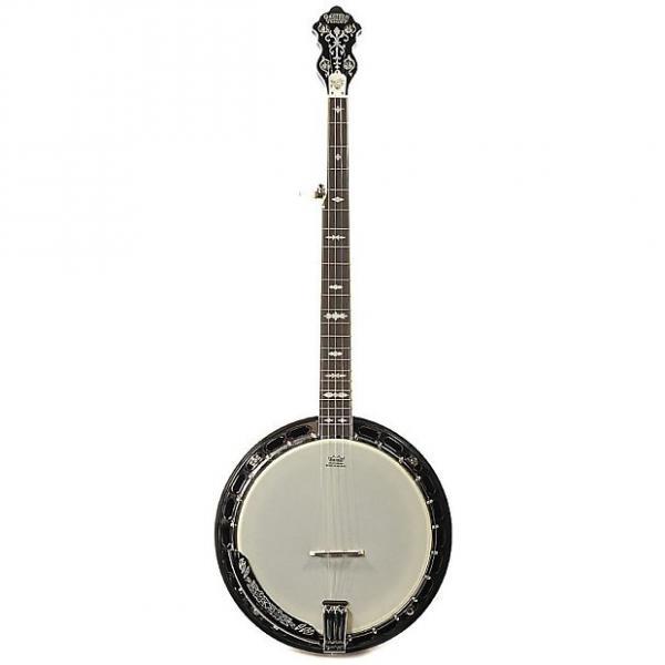 "Custom Gretsch G9420 Broadkaster® ""Supreme"" 5-String Resonator Banjo #1 image"