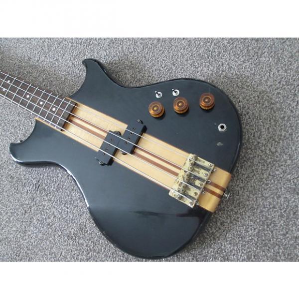 Custom Westone Thunder IA bass 1983 black #1 image