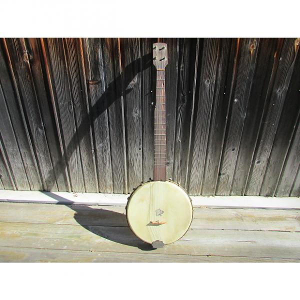 Custom Buckbee? No name 5 String Banjo Project #1 image