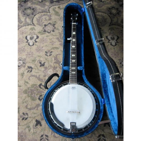 Custom Vega VB-110C  1980s 5 string banjo #1 image