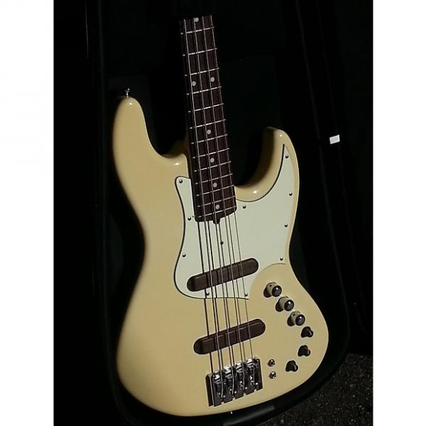 Custom Xotic XJ-1T 4 String 2013 Vintage White #1 image