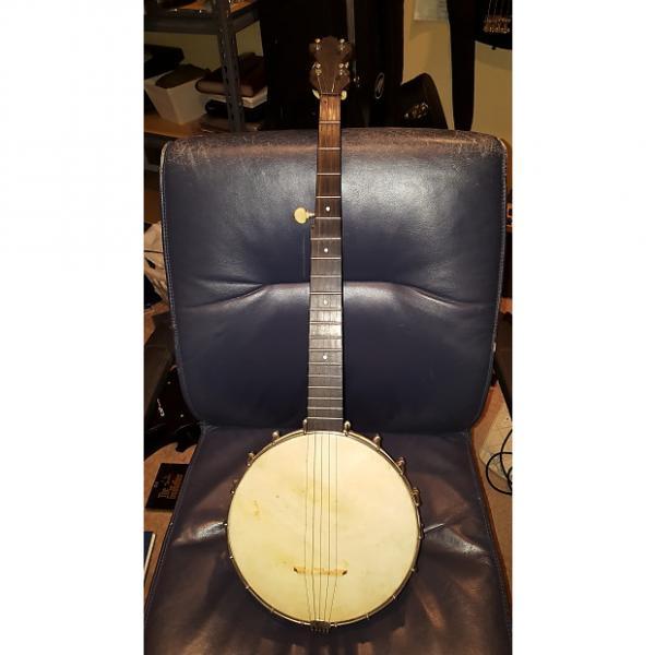 Custom JB Schall Banjo 1880-90s #1 image