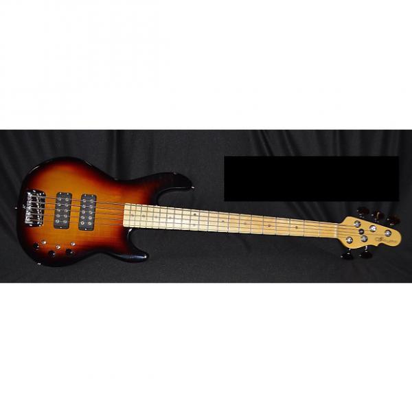 Custom G&L L-2500 Five String USA 2016 3 Tone Sunburst #1 image